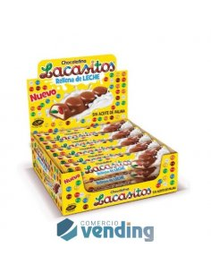 Chocolatina Lacasitos