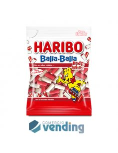 Haribo Balla Red White 100g