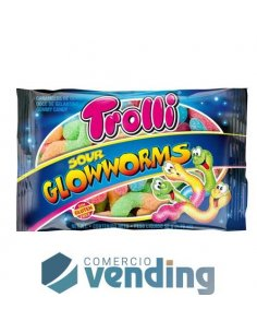Trolli Sour GLOWWORMS 50g