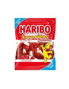 Haribo Favoritos Red White 90g