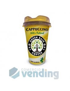Green rain Café Capuchino...