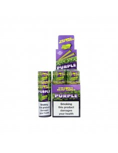 Cyclones Hemp Purple 2x12