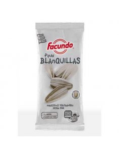 Pipas Blanquillas 77g