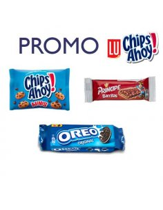Lote Chips ahoy mini