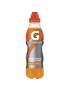 Gatorade Naranja 500 ml