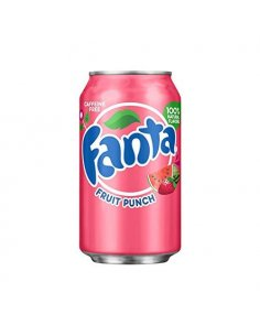 Fanta Fruit Punch 33cl (x12)