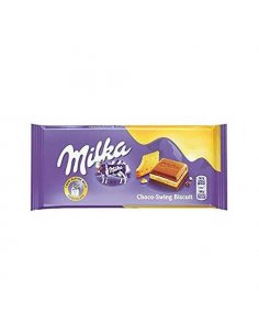 Milka Choco Swing Biscuit 100g