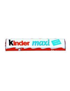Kinder Chocolate Maxi Bar...