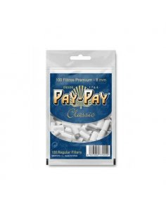 Pay-Pay 100 Filtros 8mm (x30)