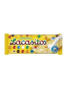 Chocolacasitos Blanco 100g