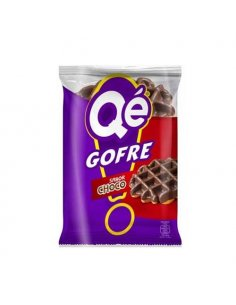 Qe Gofre Chocolate 100g x12