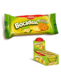BOCADITOS LIMON 38g