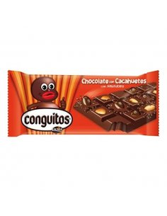 Chocolate con Conguitos 110g