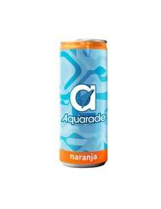 Aquarade Naranja 33cl