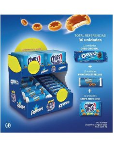 Lote Galletas Top Mdlz