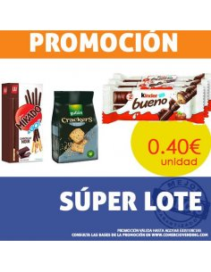LOTE TOP VENTAS BLACK FRIDAY 2
