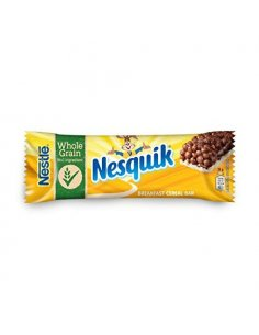 Nesquik Cereal Bar 25g (x24)