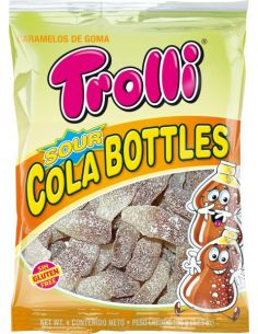 Sour Cola Bottles 100g...