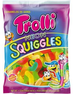 Trolli Neon Squiggles 100g...