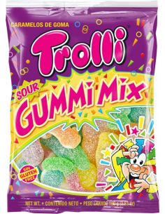 Sour Gummi Mix 100g (12...