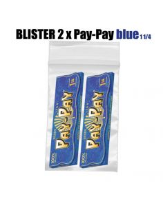 Blister pay-pay 1-1/4 2...