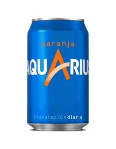 Acuarius sabor Naranja 330ml