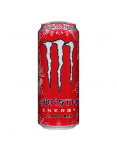 Monster Energy Utra Red 500ml