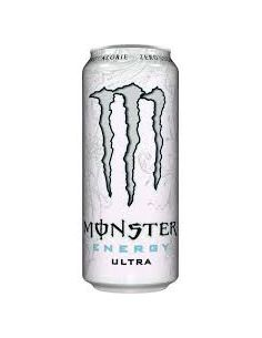 Monster Energy Utra White...