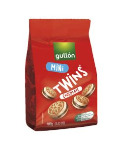 Mini Twins Chocolate 100g