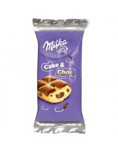 Milka Cake and Choc 35g