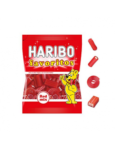 Haribo Favoritos Red Mix