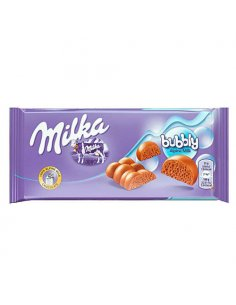Milka BUBBLY MILK 90g